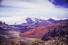 Haleakala Summit Crater, Hawaii 2017